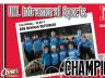 Fall 2013 Flag Football Co-Rec C Champs: RSO Newman Defenders