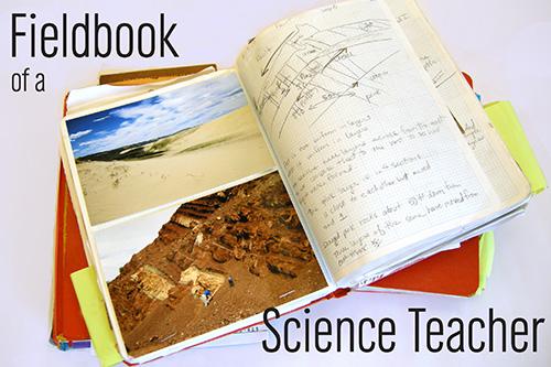 Fieldbook from GEOS 898