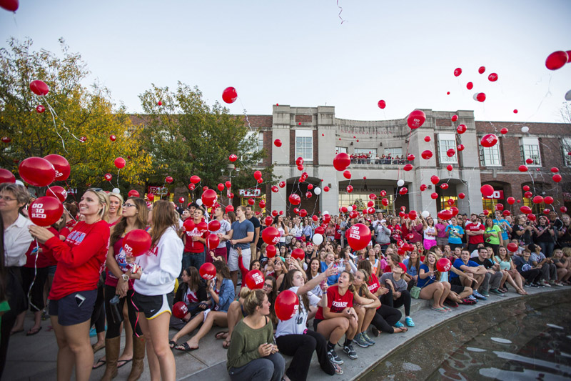 Homecoming Week At Unl Announce University Of Nebraska