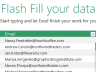 Tips, Tricks & Other Helpful Hints: Flash Fill Data in Excel