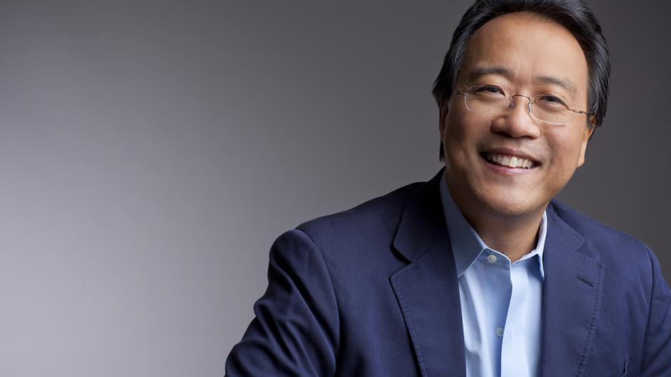 World-renowned cellist Yo-Yo Ma will deliver a lecture Dec. 5 at UNL's Lied Center for Performing Arts as part of the E.N. Thompson Forum on World Issues.