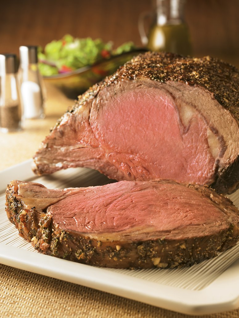 Consider BEEF this holiday season.  Photo courtesy of beef.org.