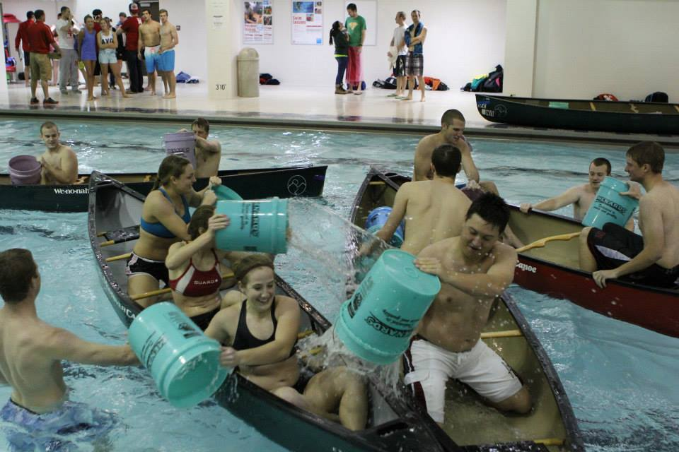 UNL students compete in the campus battleship championship every December.