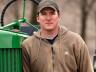 David Loberg is a fifth-generation Nebraskan corn and soybean farmer.