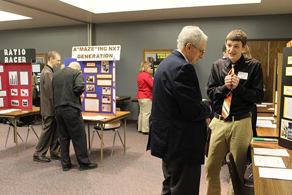 Southeast Regional Science Fair 2014