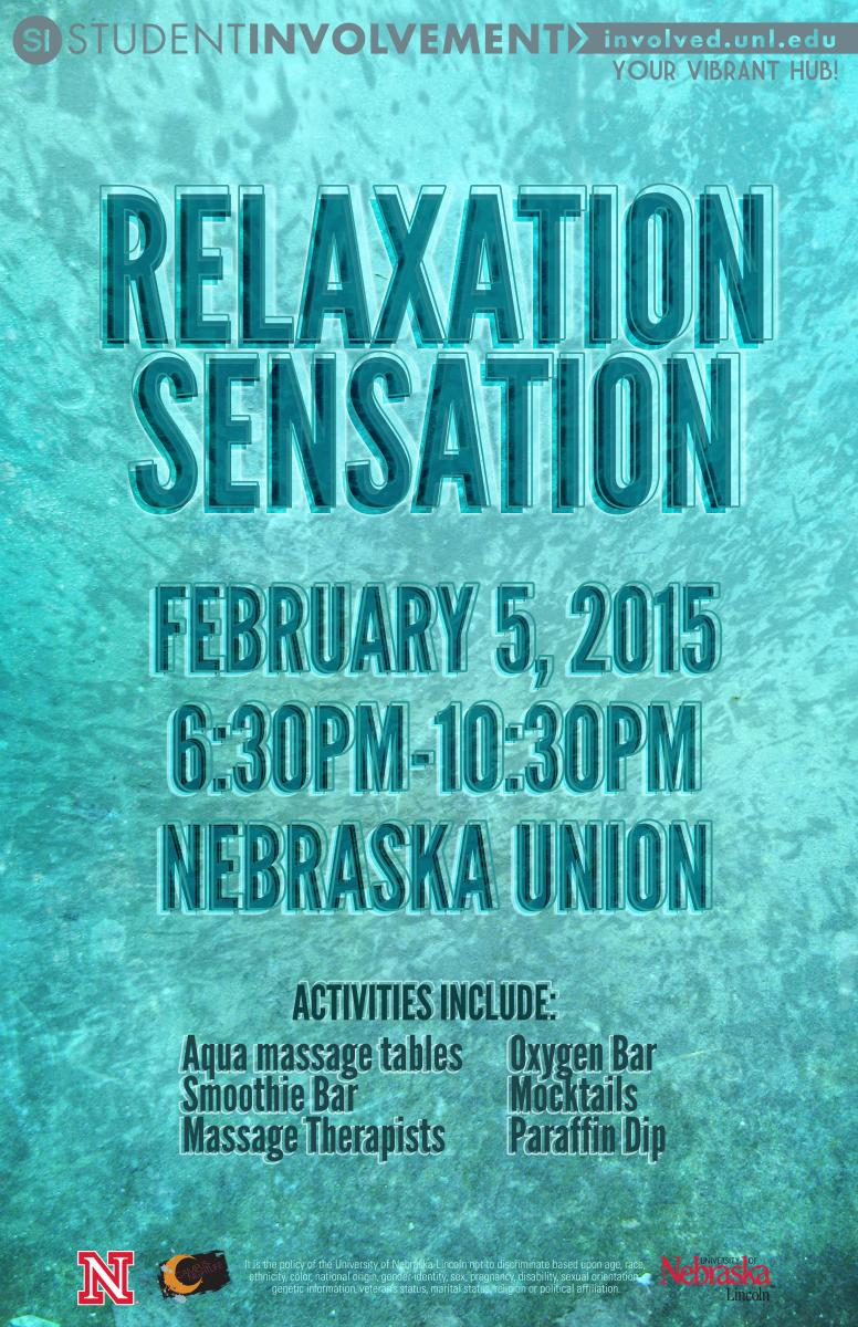 Free massage at Relaxation Sensation, Feb. 5 | Announce ...
