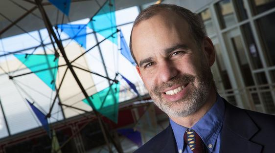 Ken Bloom is an associate professor of physics and astronomy