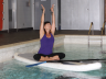Stand-up paddleboard core fusion classes will be held from 2-3 p.m. March 1-18 at the Mabel Lee Hall pool.