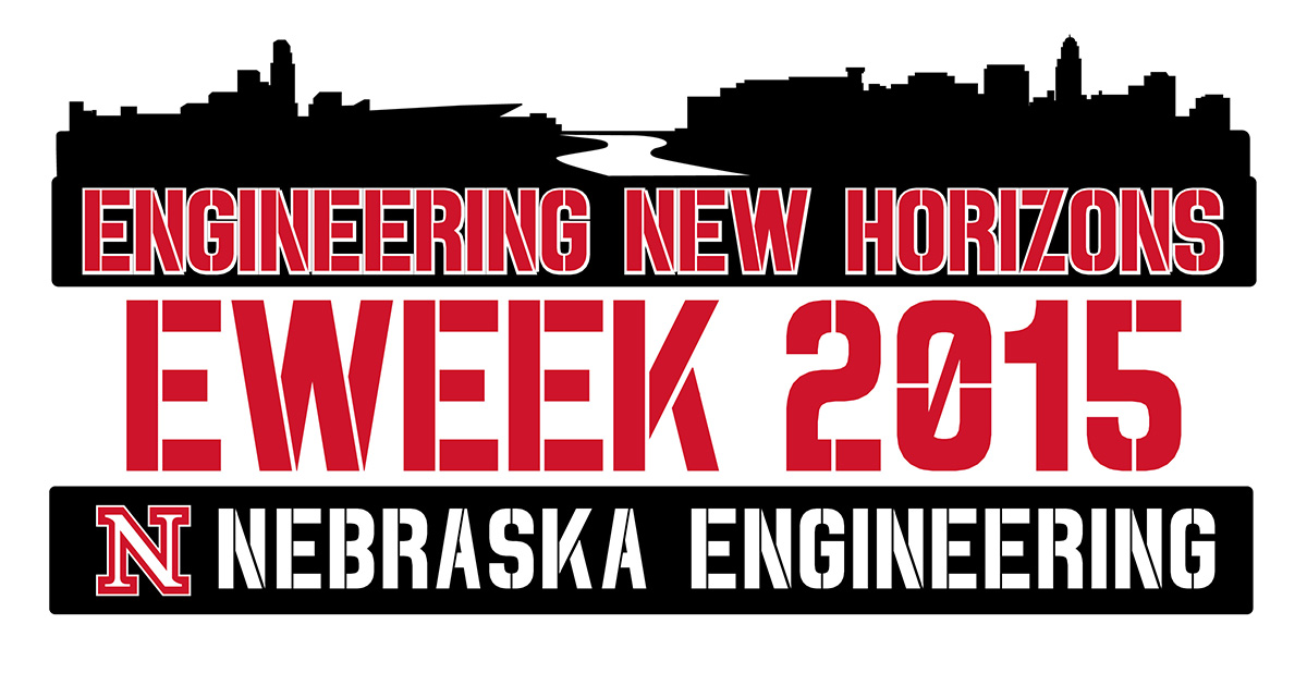 E-Week runs Monday through Friday