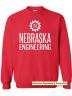 Nebraska Engineering apparel on sale through March 2