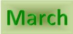 Join us Wed., Mar. 11 at 10 a.m. in the second floor lobby for the March Birthday Bash.