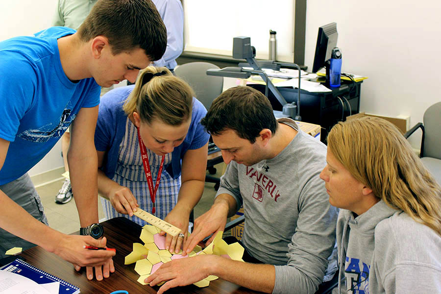 Math 812T: Geometry for Geometry Teachers