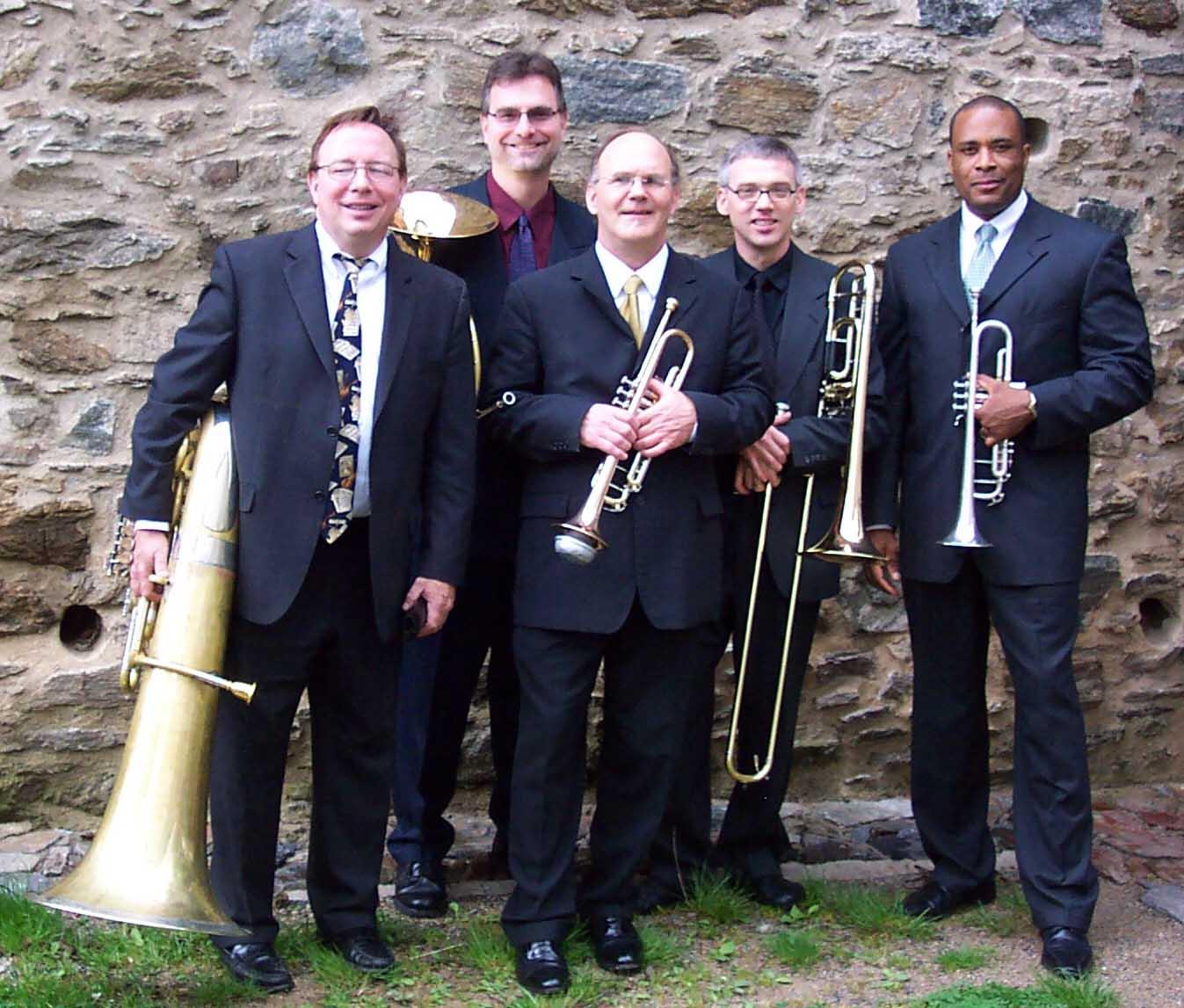 University of Nebraska Faculty Brass Quintet