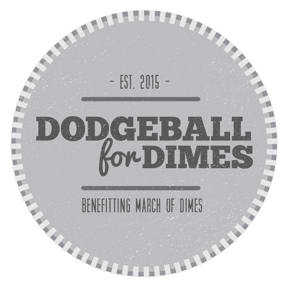 Dodgeball For Dimes is Saturday, April 25th.
