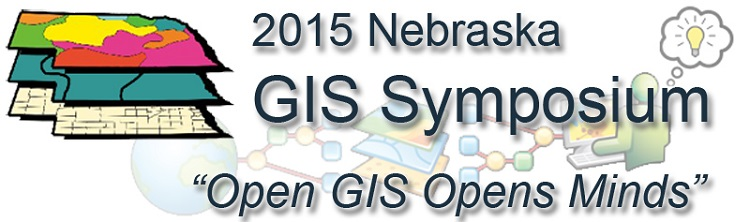 The 2015 Nebraska GIS/LIS Biennial Symposium will take place April 14-16 at the Embassy Suites Conference Center in La Vista, Nebraska. SNR, CALMIT and NDMC are premium sponsors of this year's event.