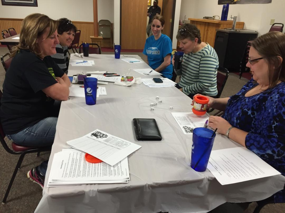 GNMTC meeting in Milligan, NE