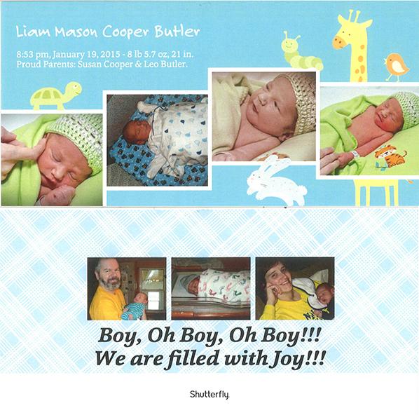 Liam Cooper Butler