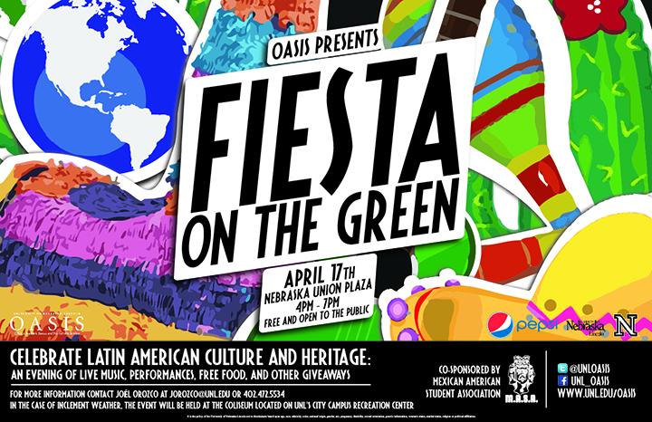Fiesta Poster 2015