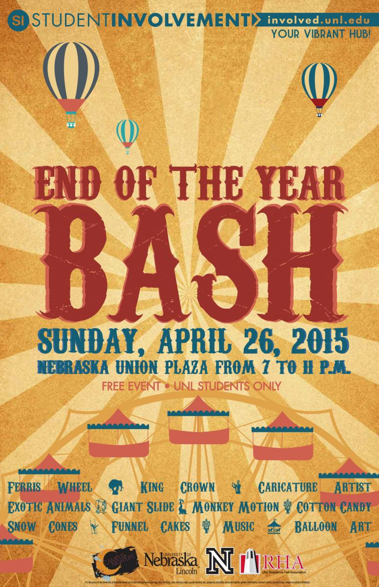 End of the Year Bash 2015