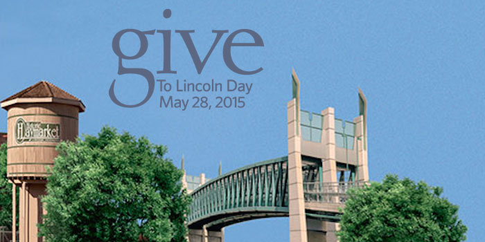 2015 is the first year Lancaster County 4-H Council is participating in Give to Lincoln Day.