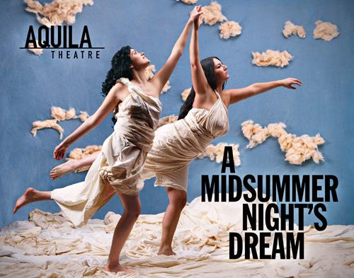 Aquila Co. to present 'A Midsummer Night's Dream' Nov. 5 ...