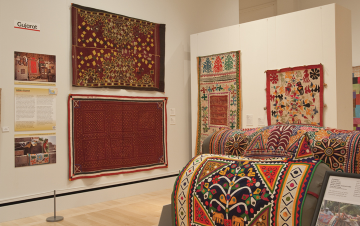IQSC Gallery, South Asian Seams: Quilts from India, Pakistan, & Bangladesh