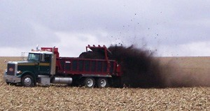 Manure continues to gain popularity as a fertilizer in cropping systems.