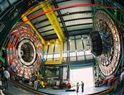The CMS detector before closure