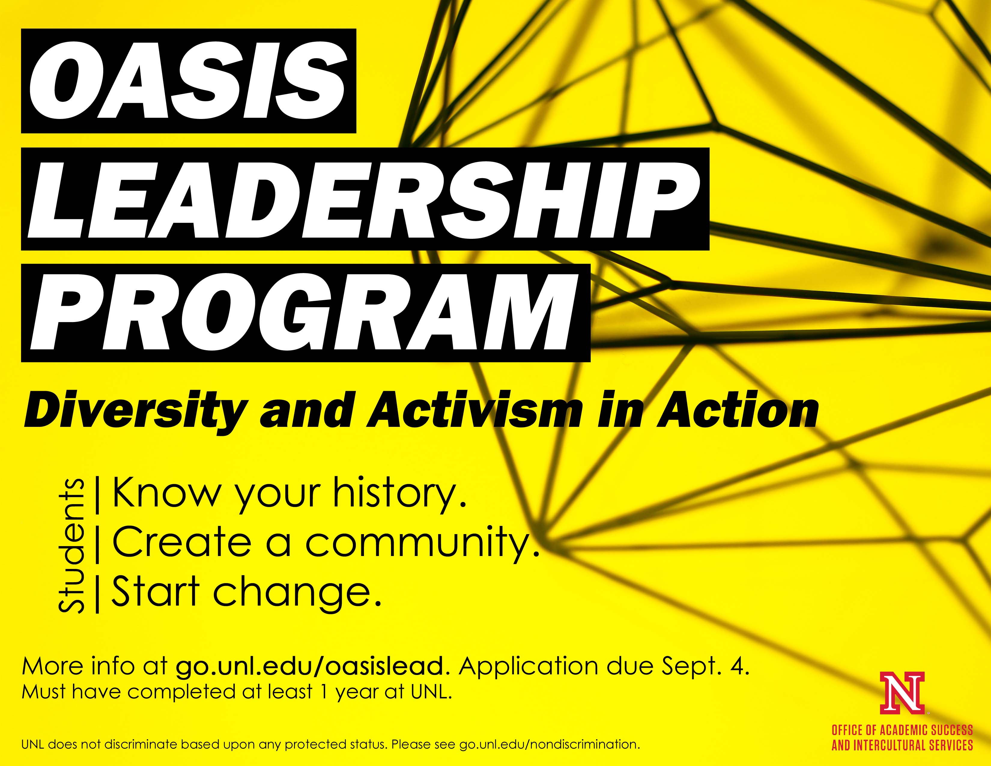 OASIS Leadership Program