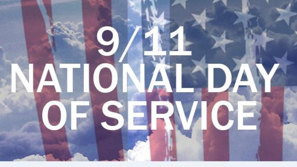 The Center of Civic Engagement is hosting a day of service in honor of the 14th anniversary of the terrorist attacks on Sept. 11, 2001.