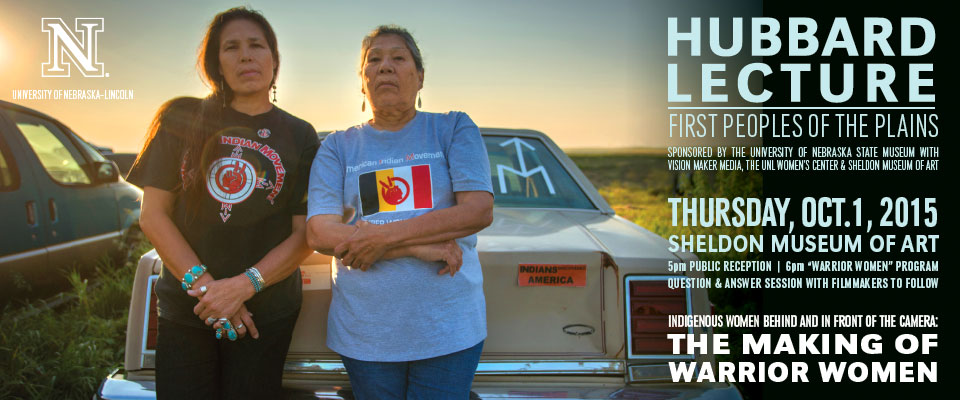 Warrior Women is an untold story of the women and daughters of the American Indian Movement