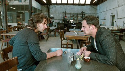 """A scene from the film """"Soul Kitchen."""""""