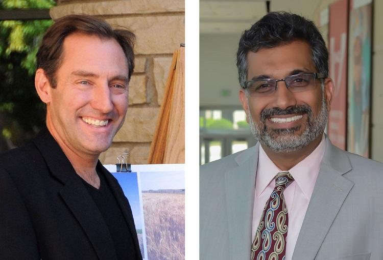 Jeffrey Morisette and Ali S. Khan