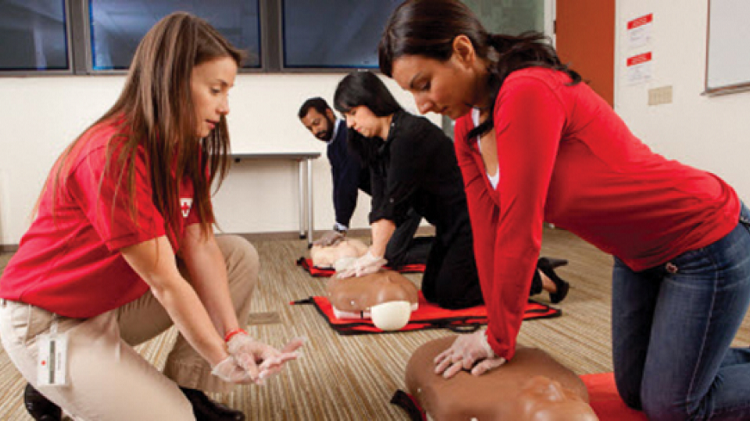 Two adult CPR, AED and First Aid trainings will be held at the Campus Rec Center this fall. Trainings will be 4:30-7 p.m. Oct. 21 and 4-6:30 p.m. Nov. 17.