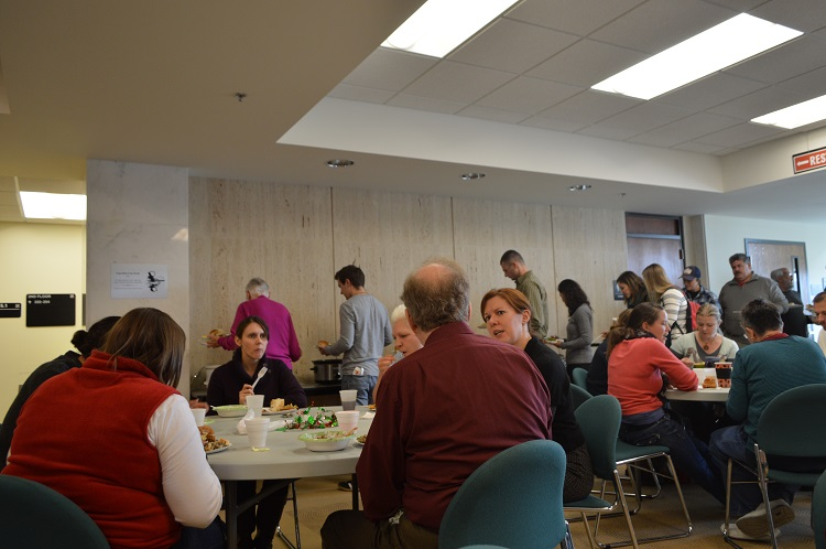 The SNR Get Together is scheduled for 10 a.m., Oct. 14 in the Hardin Hall second floor lobby.