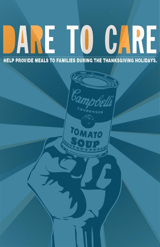Dare to Care campaign