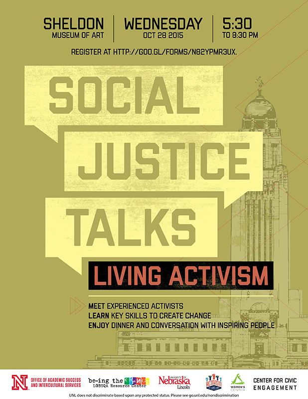Social Justice Talks