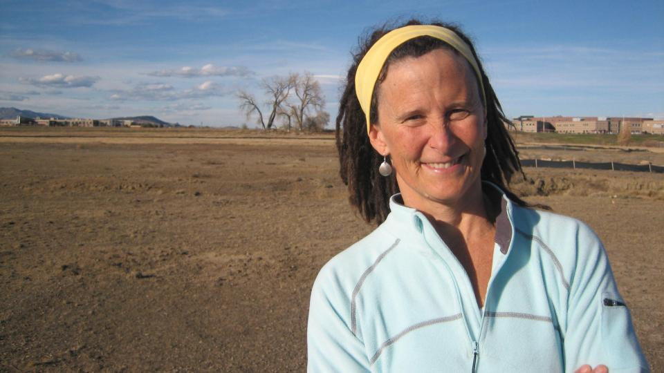 Elizabeth Fenn, winner of this year's Stubbendieck Great Plains Distinguished Book Prize, will speak at the Center for Great Plains Studies at the University of Nebraska-Lincoln at 3:30 p.m. Oct. 28.