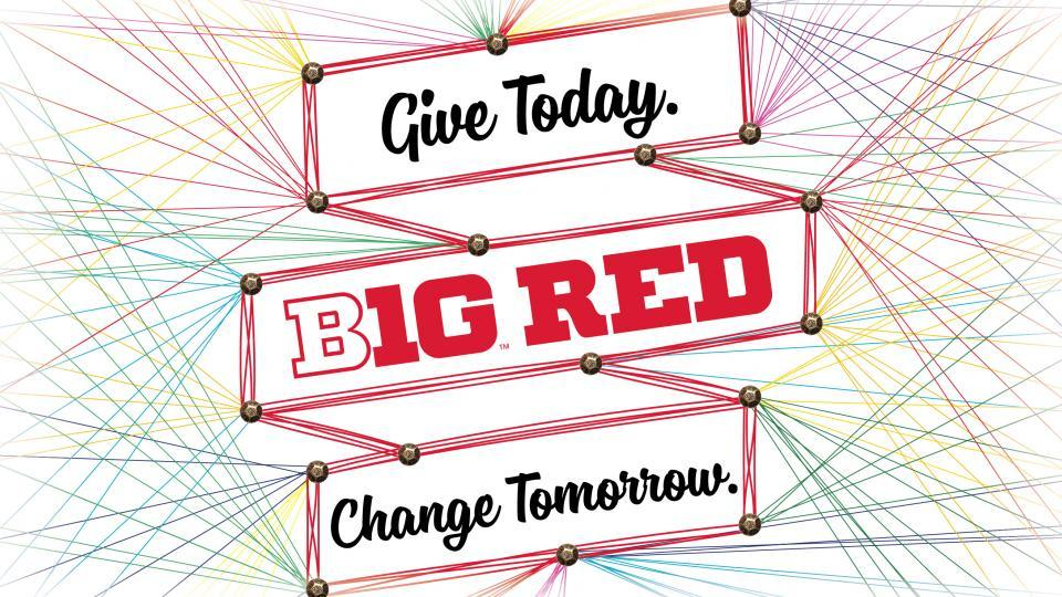 "UNL is participating in the Lincoln-area Combined Campaign for Health and Human Services. UNL's theme for the drive is ""Give Today. Change Tomorrow."""