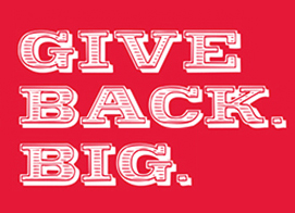 Vote for the 2015 winners of the Give Back. Big grant!