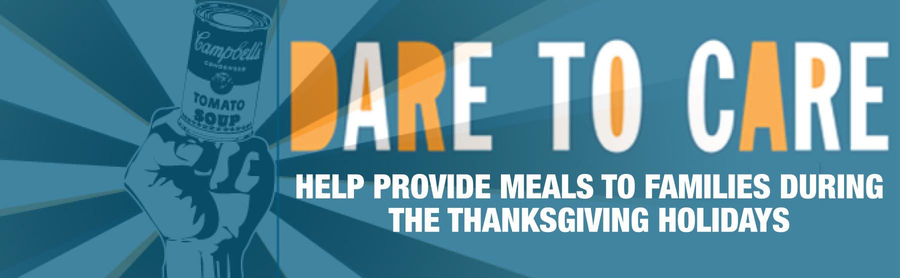 Participate in 2015 Dare to Care