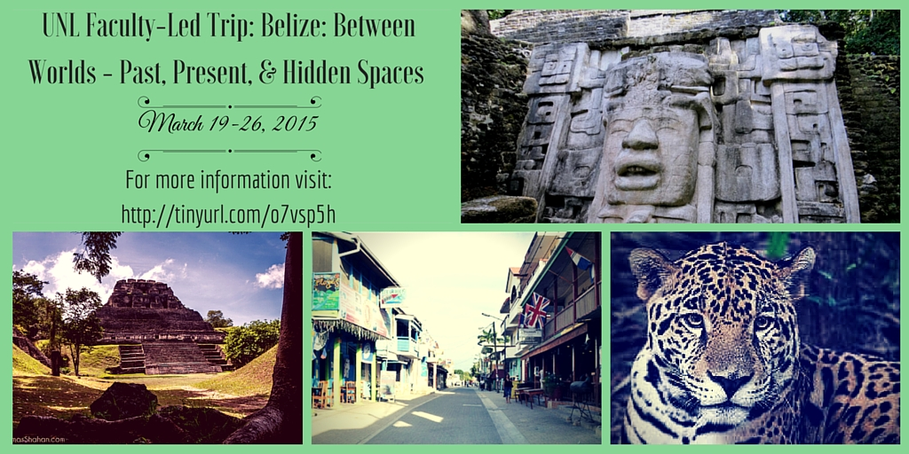 Education Abroad Trip for First Year Students to Belize
