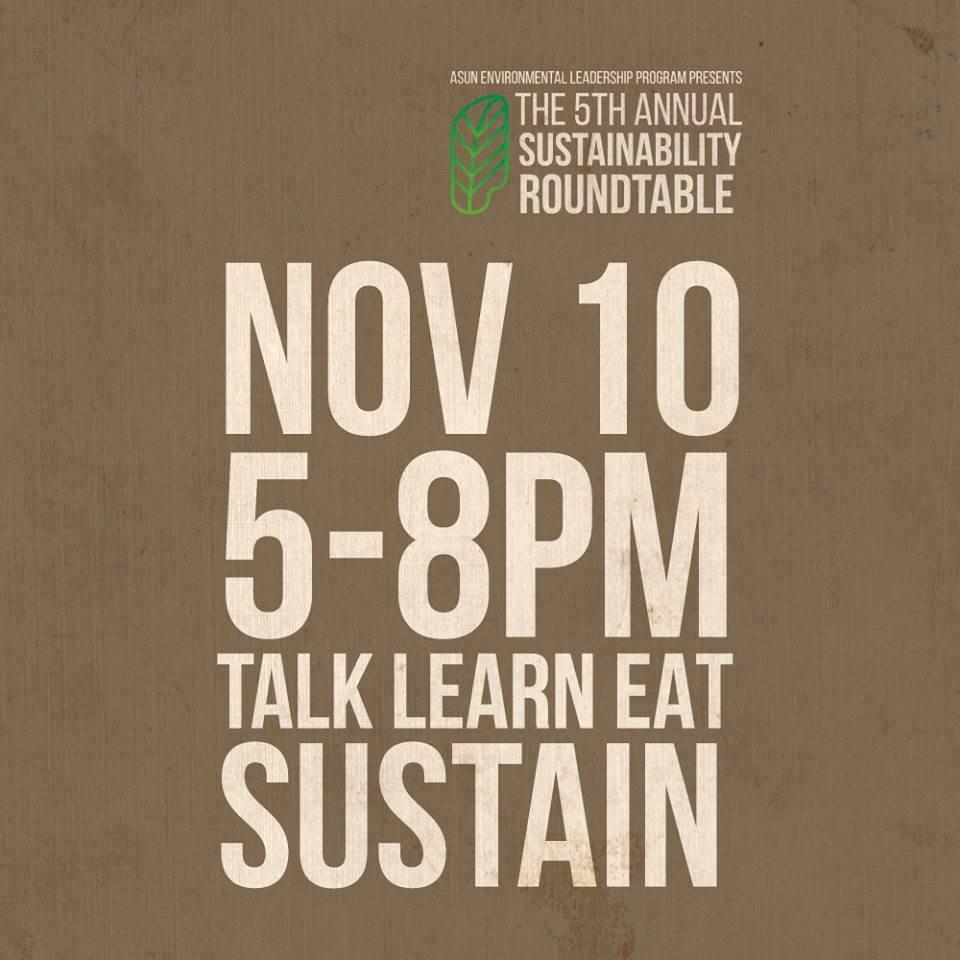 2015 Sustainability Roundtable