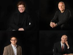 The Glenn Korff School of Music (GKSOM) is pleased to announce the appointment of three new, endowed professors and one endowed chair effective this fall.