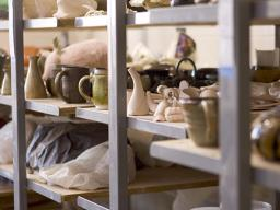 The Clay Club's Fall sale is Dec. 11-12.