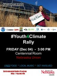 #Youth4Climate Rally