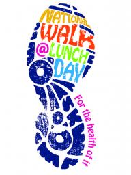 National Walk@Lunch Day