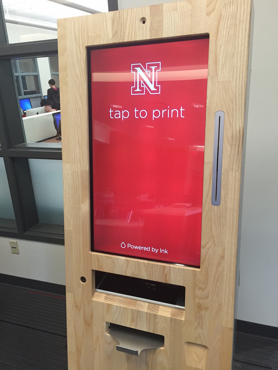 Uniprint is being replaced by an online/kiosk walk-up service through vendor INK.