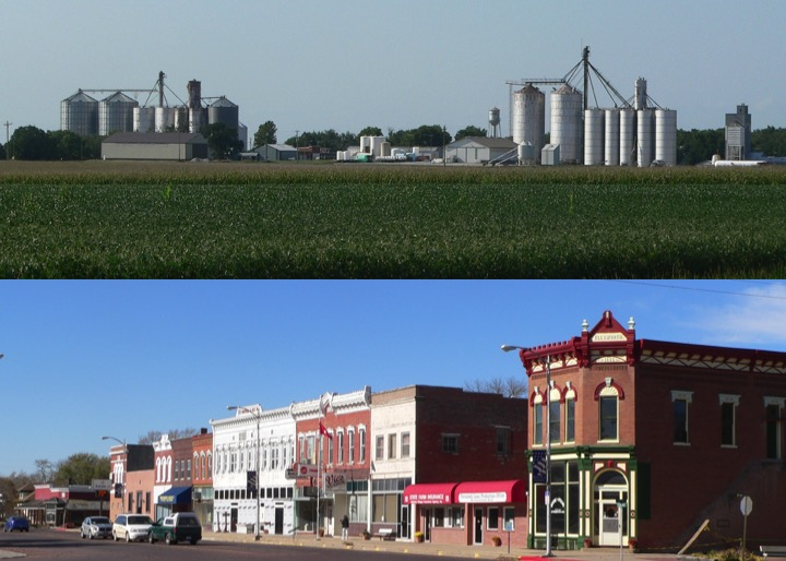 The HR 4 Ag & Main Street program will be presented at four locations across Nebraska.  Photo courtesy of Jessica Jones.