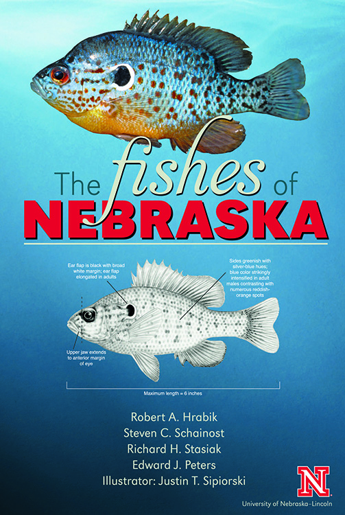 'The Fishes of Nebraska' explores history, current state of NE fishes